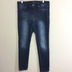 Maurice's Women's Jeans Skinny Size 16 Stretch